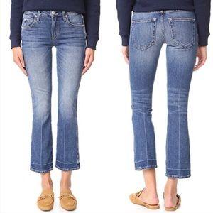 AMO Jane Recess Kick Flare Jeans 28 Blue